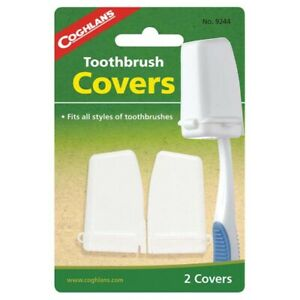 Coghlans Toothbrush Covers (2 Pk)