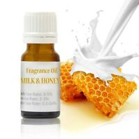 10 ml Milk & Honey Fragrance Oil for Soap/Candle/Cosmetics