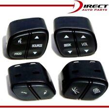4pc GM GMC Chevrolet Steering Wheel Buttons Switch Controls set New Dorman Brand