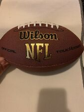 Wilson Official Nfl Touchdown Leather Official Size Football No Box New