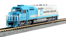 BNSF Maersk Sealand SDP40F Locomotive Type IV-b #6976 KATO 176-9241 N-Scale