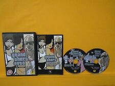 PC GRAND THEFT AUTO The Trilogy CD ROM