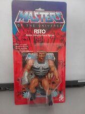 Masters Of The Universe MOTU Fisto Recarded