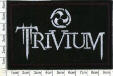 Trivium Logo Aufn/äher Trivium Patch Gewebt 2006 Original !