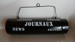 Briefrolle  Zeitungsrolle 30 cm  Journaux News zum Aufhängen