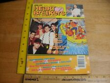 New Kids on the Block Janet Jackson Heartbreakers 1991 Song Hits magazine