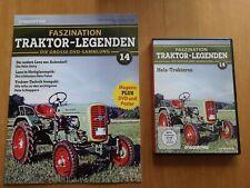 Hela-Traktoren - Faszination Traktor-Legenden Nr. 14     ---DVD + Heft---