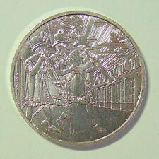 10 € Österreich 2002 - Schloss Ambras  - 925 Silber , vz