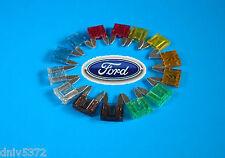 Spare Fuses Kit for Ford BA BF FG Falcon XT Forte Futura Ghia G6 G6E XR6 XR8 FPV