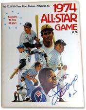 Steve Garvey Signed Autographed Program 1974 All-Star Game Dodgers w/COA