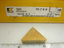TPG 542 KC850 KENNAMETAL Carbide Inserts (5pcs)1067