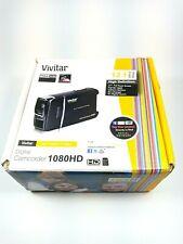 Digital Camcorder 1080HD 12.1 Mega Pixels. Vivitar Hand Held Camcorder