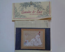 Lavender & Lace Victorian Designs Pattern- The Wedding