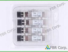 NEW Lot 8 AVAGO AFBR-57R5AEZ 850NM 4GB Laser Prod FC Optical Transceiver SFP+