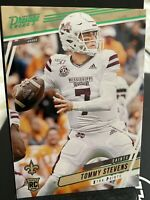 2020 Panini Prestige Tommy Stevens SP RC Green Foil Xtra Points🏈N.O. Saints QB