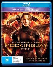 The Hunger Games Mockingjay Part 1 Blu-ray UV Region B Aust Post