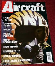 Aircraft Illustrated 2001 September Tiger Meet,Chinook,Southwest,Palma