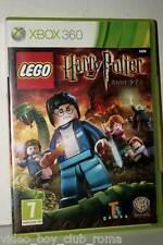 LEGO HARRY POTTER ANNI 5-7 GIOCO USATO VERSIONE ITALIANA XBOX 360 FR1 36642