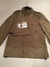 Aspesi Uomo Field Jacket Casual Chic Tg.S Beige