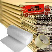 1.4m lunga ROLLS X10 tubo di cartone forte imballaggio Storage artigianato INDUSTRIALE