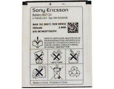 Batterie D'ORIGINE SONY ERICSSON bst-33 pour SONY ERICSSON k530i/k800i/k810i