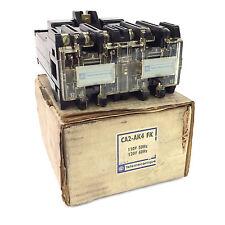 Latched Control Relay CA2-AK4-FK Telemecanique 110/120VAC 4NO CA2AK