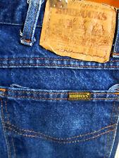 35x26 Fit True Vtg 80s Sears Roebucks Classic Flare Jeans