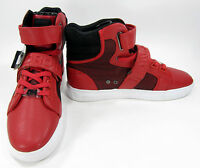 Android Homme Shoes Propulsion Hi Red/Black Sneakers Size 9