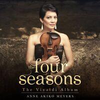 ANNE AKIKO MEYERS - VIVALDI: THE FOUR SEASONS   CD NEW! VIVALDI,ANTONIO