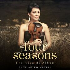 ANNE AKIKO MEYERS - VIVALDI: THE FOUR SEASONS   CD NEUF VIVALDI,ANTONIO