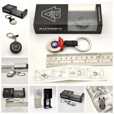 Autoart Lifestyle Keychain 1:6 Brake Disc / 1:87 Models car / 1:18 Wheel