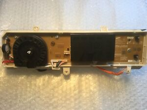 SAMSUNG WASHING MACHINE WF90F5E3U4W DISPLAY & POWER PCB DC92-01817A