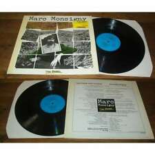 MARC MONSIGNY - Tchot Bizness Private French LP Folk Pop F.L.V.M