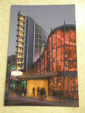 Disney's California Adventure Animation Postcard  Unused