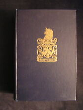 Genealogy DESCENT OF HENRY HEAD (1695-1779) IN AMERICA 1st edition signed, RARE