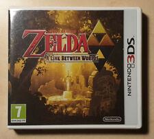 The Legend Of Zelda A Link Between Worlds 3DS (PAL)