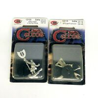 I-Kore Celtos Sidhe Miniature Gaming Figures - Lot of 2 - SEALED NEW