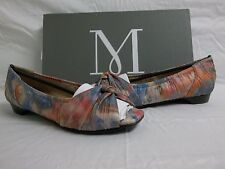 Mark Lemp By Walking Cradles 12 N Narrow Hardrock Flats New Womens Shoes