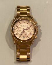 Michael Kors Blair 38mm Wrist Watch for Women - Rose Gold