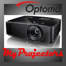 OPTOMA HD28e HOME THEATER PROJECTOR GOOD FOR MOVIES, GAMING WATCHING SPORTS!