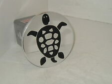 hitch cover, turtle blk r,h2  ,tahoe,expedition,chevy