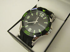 Kenneth Cole Unlisted Mens Silicon Rubber Analog  Watch UL5221