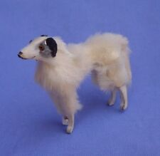 Antique Fur Borzoi Salon Dog Kestner Bru French Fashion Doll Companion Germany