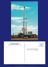 US NORTH DAKOTA EARLY OIL WELL IN THE WILLISTON BASIN CIRCA 1955