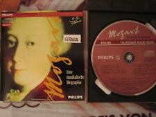 Mozart  ..eine musikalische Biog.  CDi Philips D german