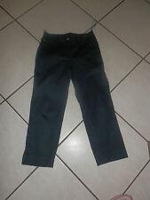 JONES NEW YORK SIGNATURE  Women's Navy Corduroy Cropped Pants Size 6