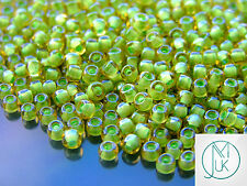 10g Toho Japanese Seed Beads Size 6/0 4mm Listing 2of2 123 Colors To Choose