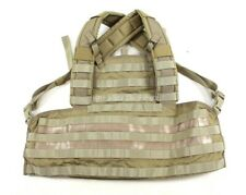 Eagle Industries SFLCS Khaki Tan Buckle RRV Rhodesian Recon Vest Chest Rig NSW