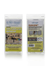 Sol vinyle et vinyle carrelage kit réparation-chaleur cure