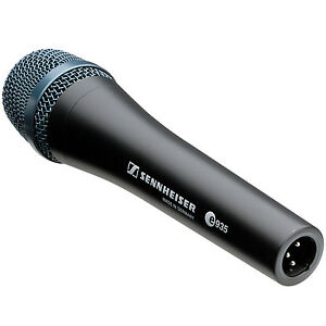 Sennheiser E935 - Professional Cardioid Dynamic Handheld Vocal Microphone